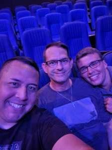 Fuentes Family attended M is for MAGIC on Jun 17th 2021 via VetTix
