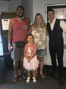 Lacey Spencer attended M is for MAGIC on Jun 19th 2021 via VetTix