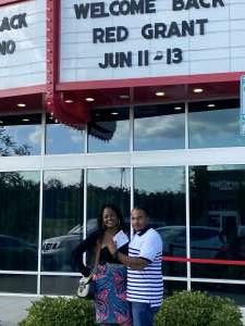 Shenitra Story attended Raleigh Improv on Jun 13th 2021 via VetTix