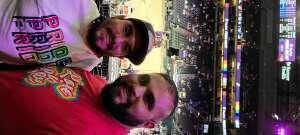 Thomas attended Phoenix Mercury vs. Dallas Wings - WNBA on Jun 11th 2021 via VetTix
