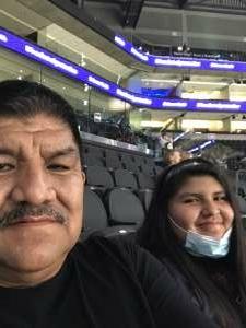 Dale M. attended Phoenix Mercury vs. Dallas Wings - WNBA on Jun 11th 2021 via VetTix