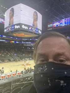 Louis attended Phoenix Mercury vs. Dallas Wings - WNBA on Jun 11th 2021 via VetTix