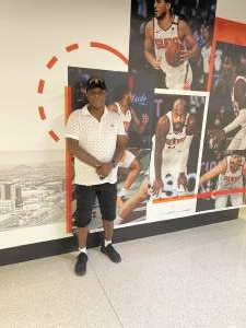 Ronald attended Phoenix Mercury vs. New York Liberty - WNBA on Jun 13th 2021 via VetTix