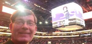 Jay attended Phoenix Mercury vs. New York Liberty - WNBA on Jun 13th 2021 via VetTix
