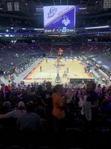 Carl M attended Phoenix Mercury vs. New York Liberty - WNBA on Jun 13th 2021 via VetTix