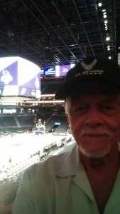 Jerry Kretsch attended Phoenix Mercury vs. New York Liberty - WNBA on Jun 13th 2021 via VetTix
