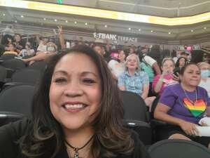 Linda attended Phoenix Mercury vs. New York Liberty - WNBA on Jun 13th 2021 via VetTix