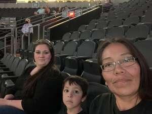 Leslie Charley attended Phoenix Mercury vs. New York Liberty - WNBA on Jun 13th 2021 via VetTix
