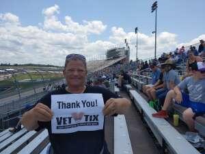 Click To Read More Feedback from Ally 400 - NASCAR Cup Series Race - KB100 - Kurt Busch Fan Appreciation Tickets