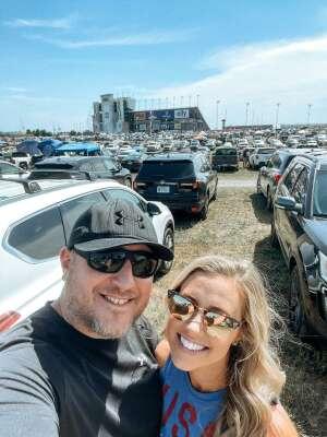 K Jaynes attended Ally 400 - NASCAR Cup Series Race - KB100 - Kurt Busch Fan Appreciation Tickets on Jun 20th 2021 via VetTix
