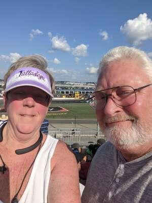 Wendy Kinsler attended Ally 400 - NASCAR Cup Series Race - KB100 - Kurt Busch Fan Appreciation Tickets on Jun 20th 2021 via VetTix