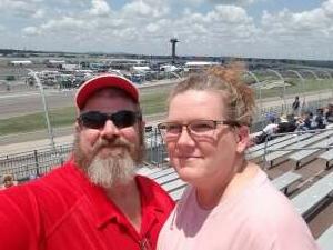Steve attended Ally 400 - NASCAR Cup Series Race - KB100 - Kurt Busch Fan Appreciation Tickets on Jun 20th 2021 via VetTix