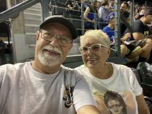 Serpientes vs Dodgers attended Arizona Diamondbacks vs. Los Angeles Dodgers - MLB on Jun 18th 2021 via VetTix