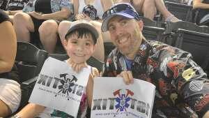 Brian attended Arizona Diamondbacks vs. Los Angeles Dodgers - MLB on Jun 20th 2021 via VetTix