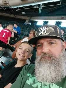James B attended Arizona Diamondbacks vs. Los Angeles Dodgers - MLB on Jun 20th 2021 via VetTix