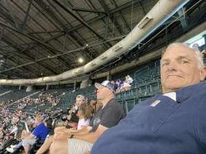 95B7P attended Arizona Diamondbacks vs. Los Angeles Dodgers - MLB on Jun 20th 2021 via VetTix