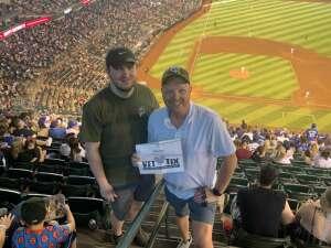 Dbacks Father's day attended Arizona Diamondbacks vs. Los Angeles Dodgers - MLB on Jun 20th 2021 via VetTix