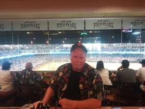 Bill attended Arizona Diamondbacks vs. Los Angeles Dodgers - MLB on Jun 20th 2021 via VetTix