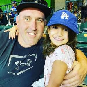 Mimi attended Arizona Diamondbacks vs. Los Angeles Dodgers - MLB on Jun 20th 2021 via VetTix