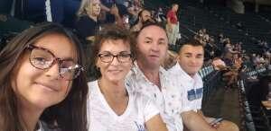 Jennifer attended Arizona Diamondbacks vs. Los Angeles Dodgers - MLB on Jun 20th 2021 via VetTix