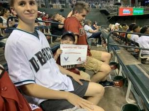 Click To Read More Feedback from Arizona Diamondbacks vs. Milwaukee Brewers - MLB