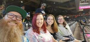 Tiffany attended Arizona Diamondbacks vs. Milwaukee Brewers - MLB on Jun 21st 2021 via VetTix