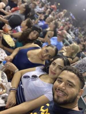 Jose suero attended Arizona Diamondbacks vs. San Francisco Giants - MLB on Jul 3rd 2021 via VetTix