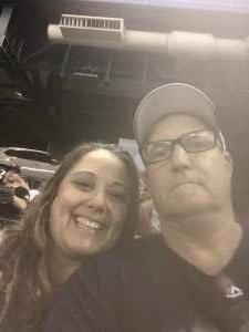 Kevin attended Arizona Diamondbacks vs. San Francisco Giants - MLB on Jul 3rd 2021 via VetTix