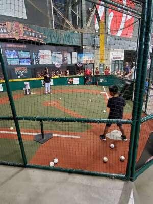 Nancy attended Arizona Diamondbacks vs. San Francisco Giants - MLB on Jul 3rd 2021 via VetTix