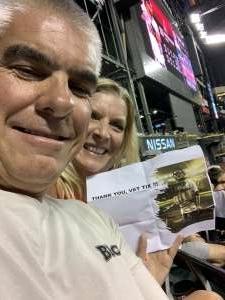 Mike Brown  attended Arizona Diamondbacks vs. San Francisco Giants - MLB on Jul 3rd 2021 via VetTix