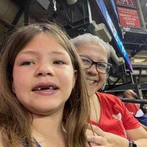 Pete A. attended Arizona Diamondbacks vs. San Francisco Giants - MLB on Jul 3rd 2021 via VetTix