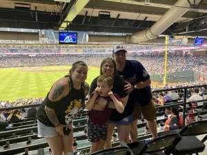 Kyle  attended Arizona Diamondbacks vs. San Francisco Giants - MLB on Jul 3rd 2021 via VetTix