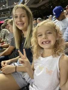 Justin attended Arizona Diamondbacks vs. San Francisco Giants - MLB on Jul 3rd 2021 via VetTix