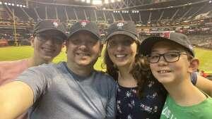 Jmason attended Arizona Diamondbacks vs. San Francisco Giants - MLB on Jul 3rd 2021 via VetTix