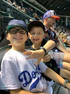mmerkel attended Arizona Diamondbacks vs. San Francisco Giants - MLB on Jul 4th 2021 via VetTix