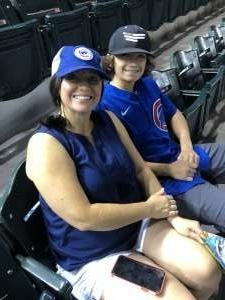 Dan attended Arizona Diamondbacks vs. Chicago Cubs - MLB on Jul 16th 2021 via VetTix