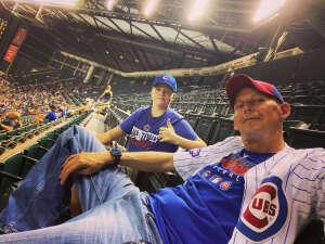 Bliv attended Arizona Diamondbacks vs. Chicago Cubs - MLB on Jul 16th 2021 via VetTix