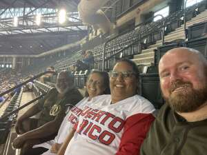 FormerSapper attended Arizona Diamondbacks vs. Chicago Cubs - MLB on Jul 16th 2021 via VetTix
