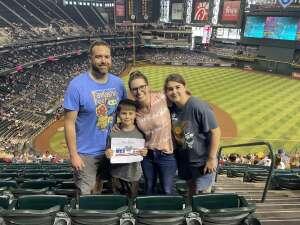 Click To Read More Feedback from Arizona Diamondbacks vs. Chicago Cubs - MLB