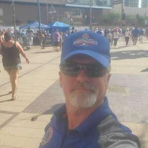 Ken Berger attended Arizona Diamondbacks vs. Chicago Cubs - MLB on Jul 17th 2021 via VetTix
