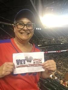 Beth L attended Arizona Diamondbacks vs. Chicago Cubs - MLB on Jul 17th 2021 via VetTix