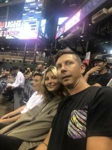 Jerry attended Arizona Diamondbacks vs. Pittsburgh Pirates - MLB on Jul 19th 2021 via VetTix