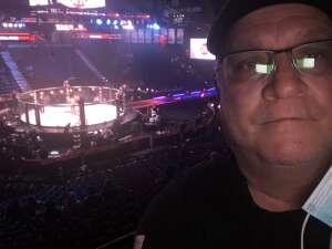 Anthony  attended Lima vs. Amosov - Bellator Mixed Martial Arts on Jun 11th 2021 via VetTix