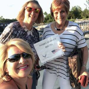 Deborah attended STYX and Collective Soul on Jun 20th 2021 via VetTix