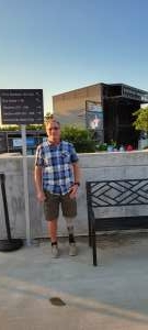 RL attended STYX and Collective Soul on Jun 20th 2021 via VetTix