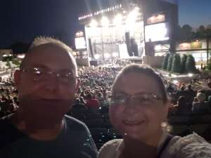 Greatful Veterans  attended STYX and Collective Soul on Jun 20th 2021 via VetTix
