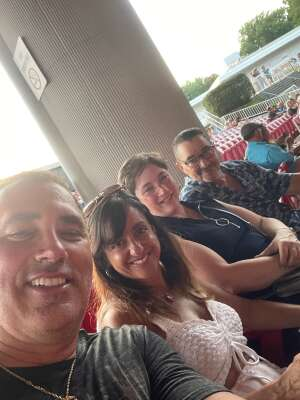Zoom attended An Evening With Chicago and Their Greatest Hits on Jul 15th 2021 via VetTix