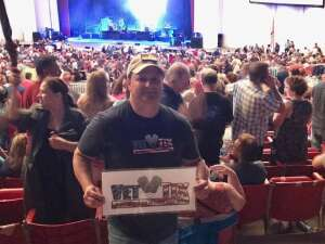 Steve L attended An Evening With Chicago and Their Greatest Hits on Jul 15th 2021 via VetTix