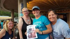 Angelica attended An Evening With Chicago and Their Greatest Hits on Jul 15th 2021 via VetTix