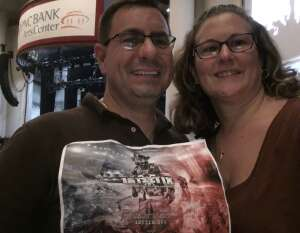 Bill attended An Evening With Chicago and Their Greatest Hits on Jul 15th 2021 via VetTix